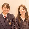 写真:K.Hさん、小野トレーナー