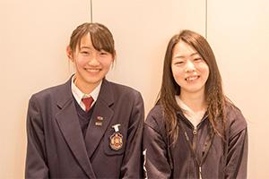 K.Hさん&小野トレーナー