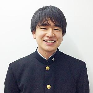 松川虎太郎さん 成蹊大学 理工学部 合格